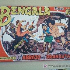 Tebeos: BENGALA Nº 8, SEGUNDA PARTE.. Lote 26921897