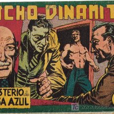 Tebeos: PACHO DINAMITA (MAGA) ORIGINALES 1951 LOTE. Lote 26288614