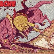 Tebeos: APACHE 2ª PARTE II-52 COMIC ORIGINAL AÑO 1958. Lote 20273379
