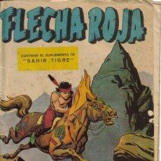Tebeos: FLECHA ROJA ( MAGA) ORIGINALES 1964 LOTE. Lote 26342198