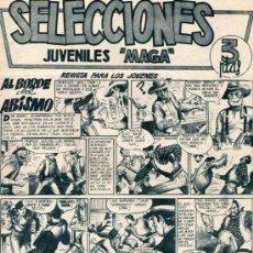 Tebeos: SELECCIONES JUVENILES MAGA Nº 2. Lote 4377305