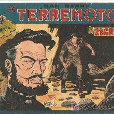Tebeos: DAN BARRY EL TERREMOTO Nº 46 , , EDI. MAGA 1954 POR JOSÉ ORTIZ. Lote 9504254