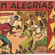 Tebeos: JIM ALEGRIAS Nº 14 - GENEROSIDAD - ED MAGA.. Lote 5637600