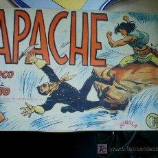 Tebeos: APACHE Nº 4. ORIGINAL. Lote 25052456