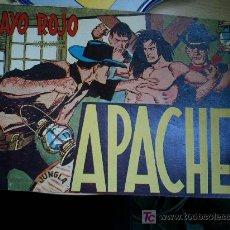 Tebeos: APACHE Nº 18. ORIGINAL. Lote 25073520