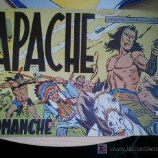 Tebeos: APACHE Nº 20. ORIGINAL. Lote 26476114