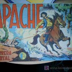 Tebeos: APACHE Nº 21. ORIGINAL. Lote 25073529