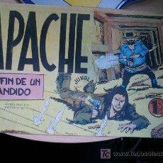 Tebeos: APACHE Nº 33 ORIGINAL. Lote 25093856