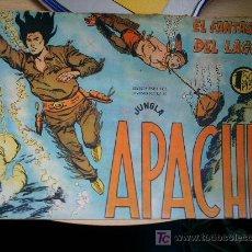 Tebeos: APACHE Nº 34 ORIGINAL. Lote 27513386