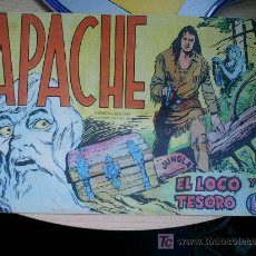 Tebeos: APACHE Nº 35 ORIGINAL. Lote 25093854