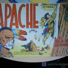 Tebeos: APACHE Nº 43 ORIGINAL. Lote 25052457