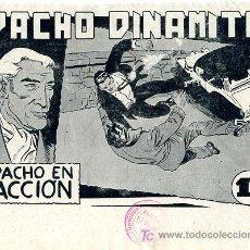 Giornalini: PRUEBA DE IMPRENTA , PACHO DINAMITA , PACHO EN ACCION , PI 26. Lote 20708913