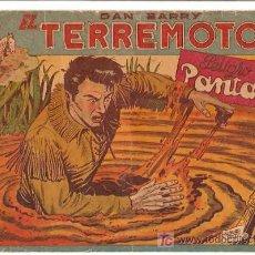 Tebeos: DAN BARRY TERREMOTO Nº 9 ORIGINAL. Lote 26112783