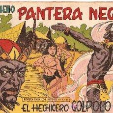 Tebeos: PEQUEÑO PANTERA NEGRA Nº 143. ORIGINAL. EDITORIAL MAGA.. Lote 5620824
