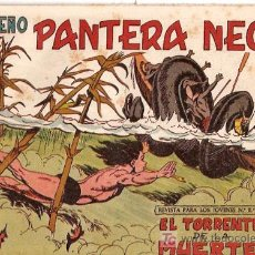 Tebeos: PEQUEÑO PANTERA NEGRA Nº 144. ORIGINAL. EDITORIAL MAGA.. Lote 5637737