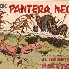 Tebeos: PEQUEÑO PANTERA NEGRA Nº 144. ORIGINAL. EDITORIAL MAGA.. Lote 5637756