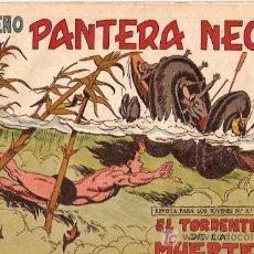 Tebeos: PEQUEÑO PANTERA NEGRA Nº 144. ORIGINAL. EDITORIAL MAGA.. Lote 5637807