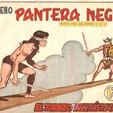 Tebeos: PEQUEÑO PANTERA NEGRA Nº 184. ORIGINAL. EDITORIAL MAGA.. Lote 5668571