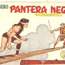 Tebeos: PEQUEÑO PANTERA NEGRA Nº 184. ORIGINAL. EDITORIAL MAGA.. Lote 5668585