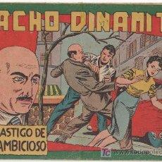 Giornalini: PACHO DINAMITA ORIGINAL Nº 49. Lote 7240785