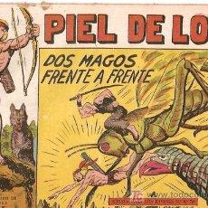 Tebeos: PIEL DE LOBO Nº 22. ORIGINAL. EDITORIAL MAGA.. Lote 5921347