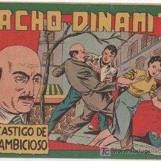 Tebeos: PACHO DINAMITA , DE 1951 Nº 49 - ORIGINAL. Lote 6034799