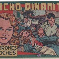 Tebeos: PACHO DINAMITA ORIGINAL , DE 1951 Nº 57 ESCELENTE ESTADO. Lote 11117321
