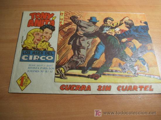 TONY Y ANITA Nº33 (Tebeos y Comics - Maga - Tony y Anita)