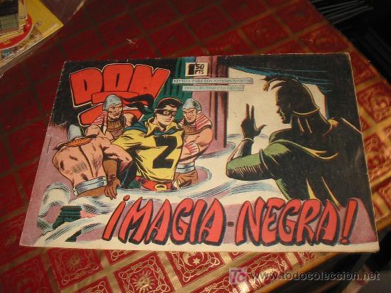 DON Z N-27 (Tebeos y Comics - Maga - Don Z)