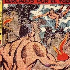 Tebeos: RAYO DE LA SELVA (ANTONIO GUERRERO) CUADERNILLO ORIGINAL. Lote 6722805