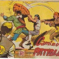 Tebeos: HACHA Y ESPADA ( MAGA ) ORIGINALES 1961-62 LOTE. Lote 26774688