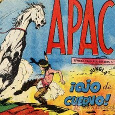 Tebeos: APACHE Nº39 (CUADERNILLO ORIGINAL) EDITORIAL MAGA. DIBUJANTE: LUIS BERMEJO. Lote 7516803