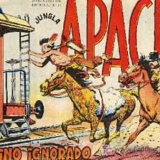 Tebeos: APACHE Nº46 (CUADERNILLO ORIGINAL) EDITORIAL MAGA. DIBUJANTE: LUIS BERMEJO. Lote 7516841