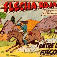 Tebeos: FLECHA ROJA Nº 9 . Lote 7525391