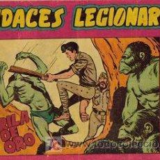 Tebeos: AUDACES LEGIONARIOS ( MAGA ) ORIGINAL 1958-59 Nº.31. Lote 26288596