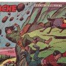 Tebeos: APACHE 2ªPARTE-AÑO 1958. COMIC ORIGINAL Nº II-45 LA GUARIDA DEL LOBO. Lote 20724544