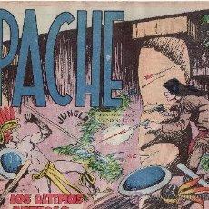 Tebeos: APACHE Nº49. LOS ULTIMOS AZTECAS.COMIC ORIGINAL.. Lote 26822953