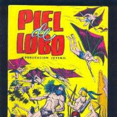 Tebeos: COMIC DE PIEL DE LOBO. Nº 9.. Lote 8134491