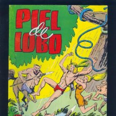 Tebeos: COMIC DE PIEL DE LOBO. Nº 4.. Lote 8134509