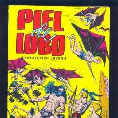 Tebeos: COMIC DE PIEL DE LOBO. Nº 9.. Lote 8134531