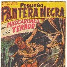 Tebeos: PEQUEÑO PANTERA NEGRA Nº 80 ORIGINAL. Lote 198415737