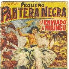 Tebeos: PEQUEÑO PANTERA NEGRA Nº 75 ORIGINAL. Lote 198415848