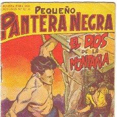 Tebeos: PEQUEÑO PANTERA NEGRA Nº 70 ORIGINAL. Lote 198415690