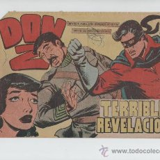 Tebeos: DON Z Nº13 ORIGINAL. Lote 8460958