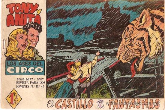 COMIC TONY ANITA 2ª Nº 4 (Tebeos y Comics - Maga - Tony y Anita)