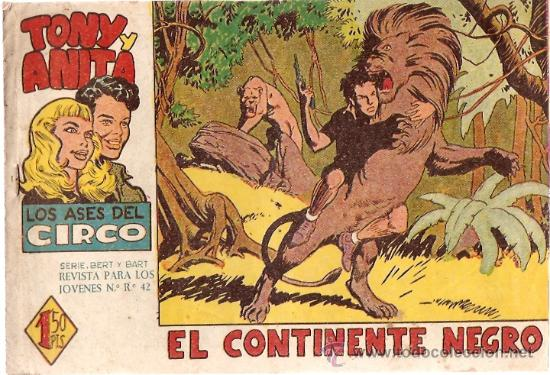 COMIC TONY ANITA 2ª Nº 18 (Tebeos y Comics - Maga - Tony y Anita)