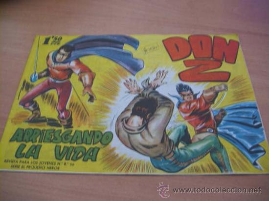 DON Z. ORIGINAL. Nº 2 (Tebeos y Comics - Maga - Don Z)