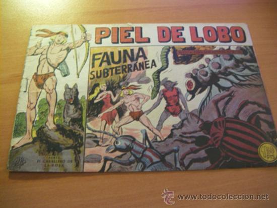 PIEL DE LOBO ( ORIGINAL ) Nº 24 (Tebeos y Comics - Maga - Piel de Lobo)