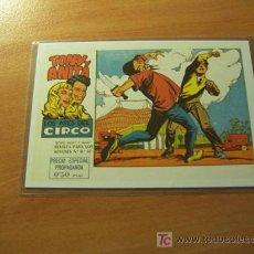 Tebeos: FICHA ( NO ES UN COMIC ) TONY Y ANITA ( 2ª ). PORTADA DEL Nº 1. Lote 9096841