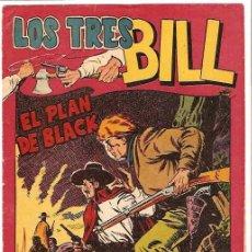 Tebeos: LOS TRES BILL Nº 12 MAGA SIN ABRIR ORIGINAL 1958. Lote 23008968